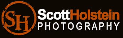 Logo for Tallahassee professional photographer Scott Holstein.
