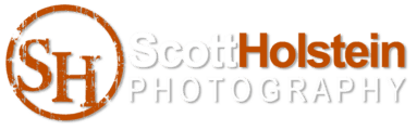 Logo for Tallahassee professional photographer Scott Holstein.