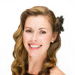 Marketing and advertising client Adele Trahan of Sharon Davis School of Dance.