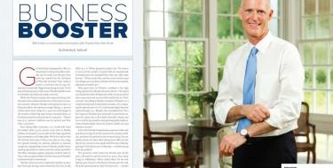 Portraits of Florida Governor Rick Scott