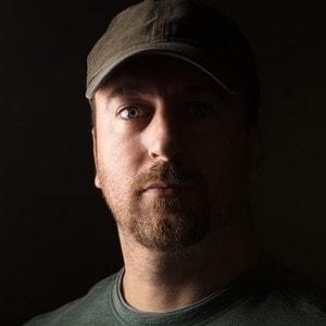Portrait of Tallahassee, Florida commercial portrait photographer Scott Holstein.